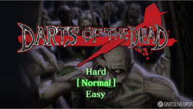 Photo of New 'Darts of the Dead' images and details emerge