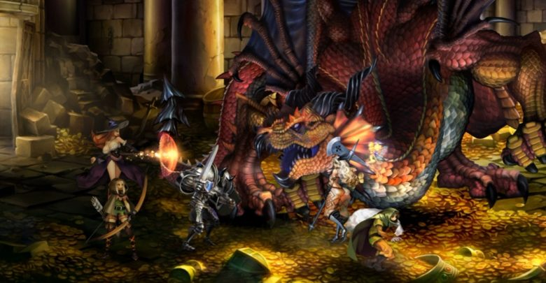 Photo of Atlus announces Dragon's Crown Pro for PlayStation 4