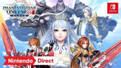 Photo of Phantasy Star Online 2: Cloud is coming to Nintendo Switch in Japan