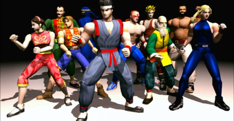 Photo of Yakuza: Kiwami 2 includes fully playable versions of Virtua Fighter 2 and Virtual-On