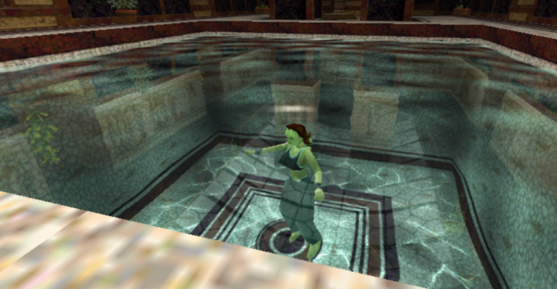 Play The Original Tomb Raider In Your Browser With Openlara