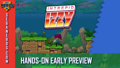 Photo of Early preview: Intrepid Izzy (Dreamcast)