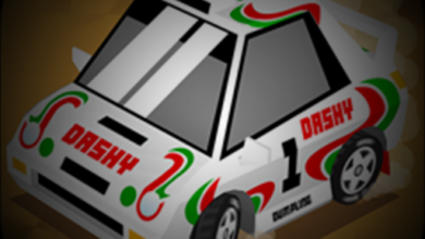 Photo of Dashy Crashy adds SEGA Rally-inspired cars and game mode