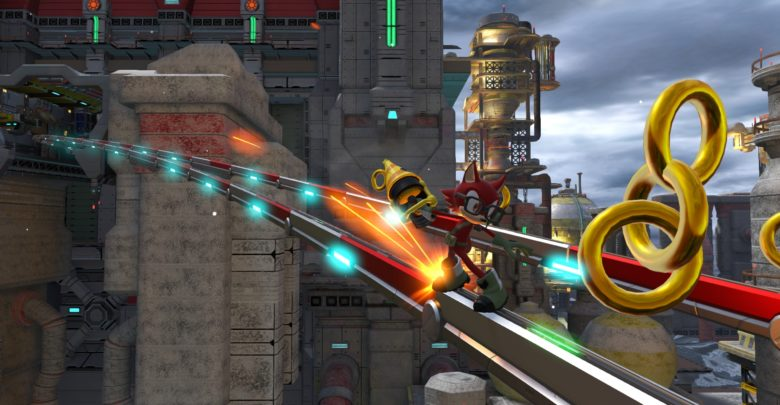 Photo of Sonic Forces latest screenshots reveal 'Chemical Plant' stage, Drill Wispon