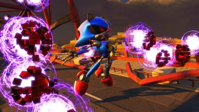 Photo of SEGA releases a new trailer and screenshots for Sonic Forces