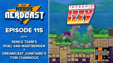Photo of SEGA Nerdcast: Episode 115 (Intrepid Dreamcasters)