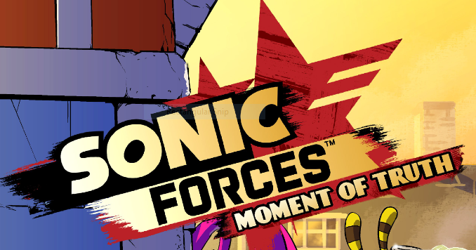 Photo of [UPDATE] Sonic Forces: Moment of Truth comic announced