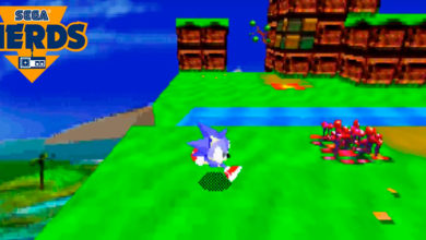 Photo of The SEGA Saturn is finally getting a 3D Sonic game