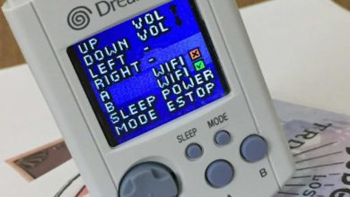 Photo of Check out the 'VMU-boy' – the retro gaming system in a VMU case!