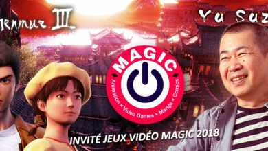 Photo of Yu Suzuki will attend MAGIC 2018 and share the latest Shenmue III news