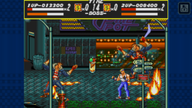 Photo of Streets of Rage joins SEGA Forever catalogue