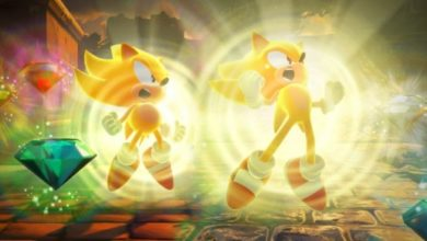 Photo of Super Sonic DLC now available for Sonic Forces