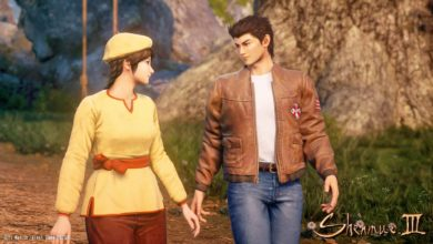 Photo of The latest Shenmue III screenshots are here