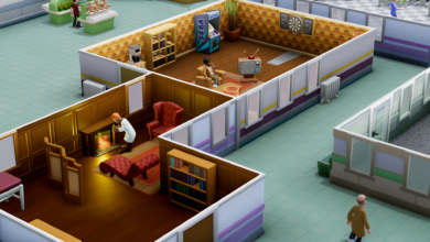 Photo of Check out Two Point Hospital's first gameplay footage here