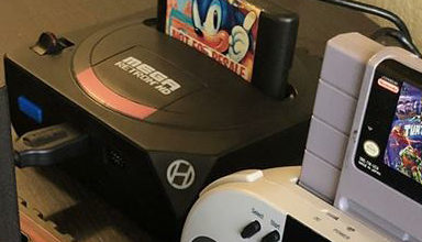 Photo of Hyperkin is making a new Genesis system called the Mega RetroN HD
