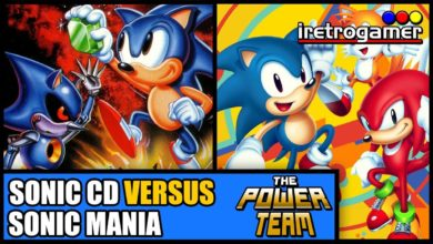 Photo of The Power Team debate whether Sonic Mania is better than Sonic CD