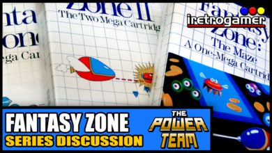 Photo of The Power Team takes a look at the Fantasy Zone series