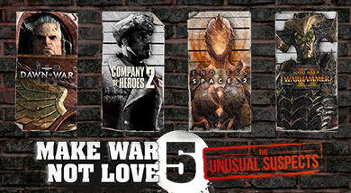 Photo of SEGA starts up Make War Not Love 5