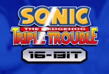 Photo of Sonic Triple Trouble is being reimagined as 16-bit fan game
