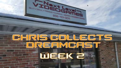 Photo of Chris Collects Dreamcast: Week 2 (Next Level Video Games)