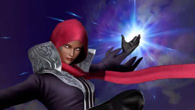 Photo of Najd Is The Next Character To Join The King of Fighters XIV