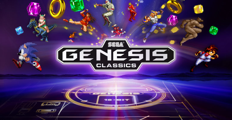 Photo of SEGA responds to SEGA Genesis Classics 'leak'