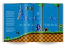 Photo of SEGA Master System compendium being made by Bitmap Books