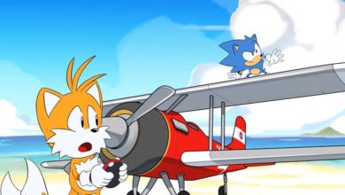 Photo of Sonic and Tails team up in Sonic Mania Adventures: Part 2