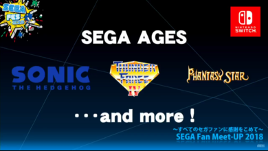 Photo of SEGA AGES announced for Nintendo Switch… full details coming tomorrow