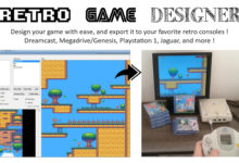 Photo of Retro Game Designer lets you create games for Mega Drive, Dreamcast and more!