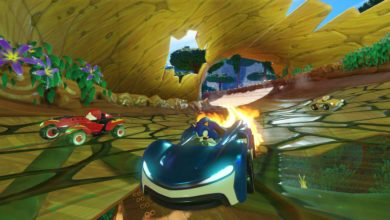Photo of Sonic racer will be called Team Sonic Racing, according to Wal-Mart listing