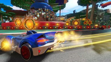 Photo of SEGA confirms Team Sonic Racing with teaser video