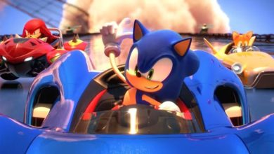 Photo of New Team Sonic Racing trailer speeds over to E3 2018