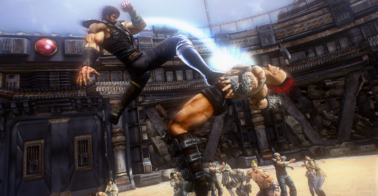 Photo of E32018 – Fist of the North Star: Lost Paradise coming west