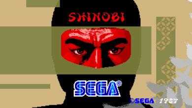 Photo of SEGA's most influential Ninja Games