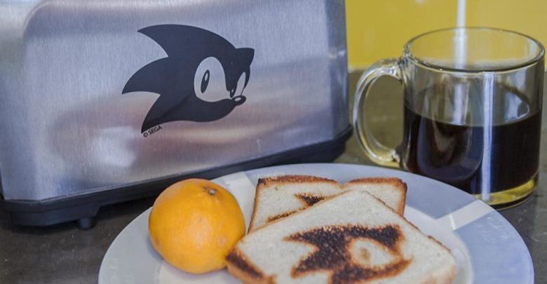 Photo of SEGA to produce Sonic the Hedgehog Toaster
