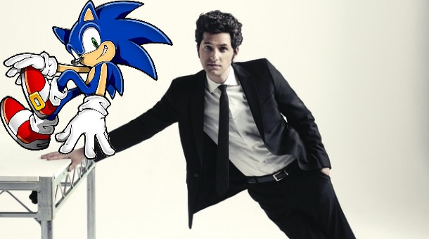 Photo of Ben Schwartz cast to voice Sonic in movie