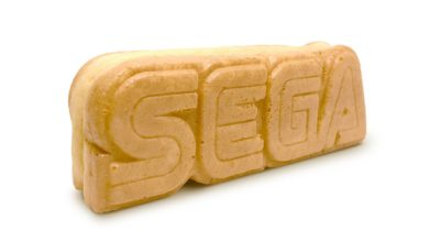 Photo of SEGA is selling edible logos in Japan