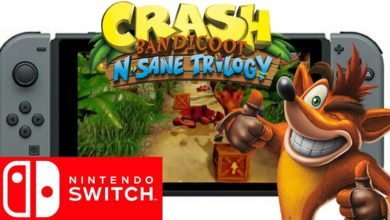 Photo of SEGA to publish former Sony exclusive Crash Bandicoot on Nintendo Switch in Japan