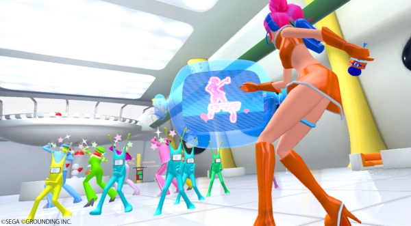 Photo of Space Channel 5 VR: Arakata Dancing Show is coming to PlayStation VR in 2019