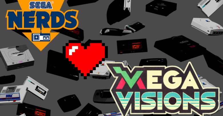 Photo of SEGA Nerds and Mega Visions are merging together to become a super SEGA site
