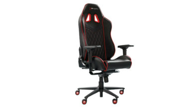 Photo of REVIEW: E-WIN Champion Series gaming chair