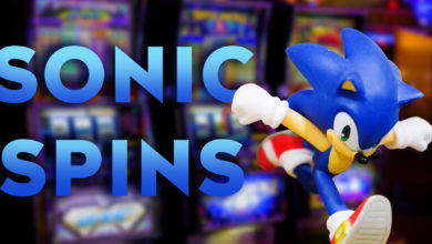 Photo of Sonic Spins: The Reel History of Sega Slot Machines