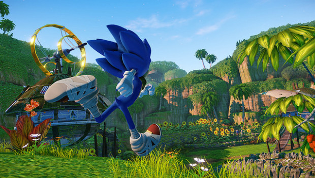 Sonic Boom for Wii U and 3DS Coming in November