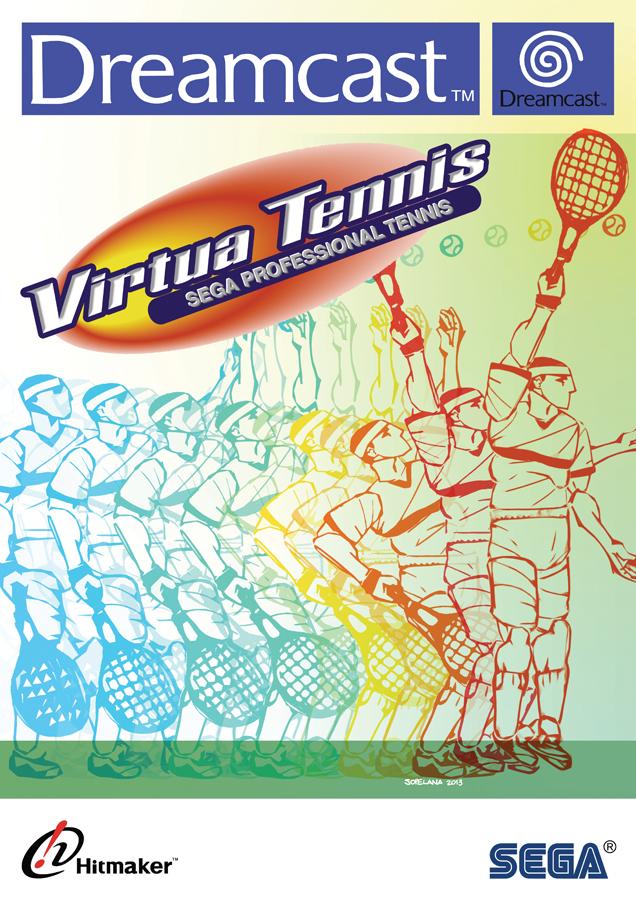 Virtua Tennis by Sopelana