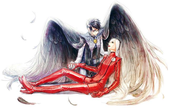 Bayonetta 2 by Sex Tsuji