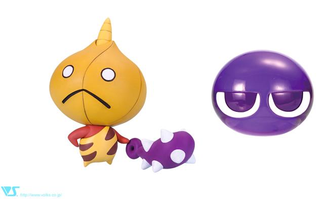 Onion Pixy with Purple Puyo