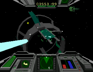 Shadow Squadron - Stellar Assault 32X