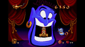 Maybe I'm just unlucky - but I could rarely win anything on the Genie bonus game!