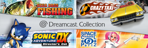 SEGA_updating_dreamcast_titles_on_steam_collection